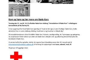 Invitation IRK