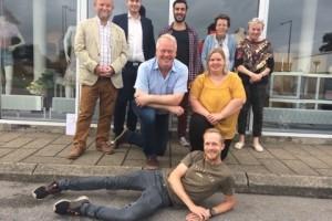 Røde Kors Aalborgs bestyrelse pr. den 18.6.2018